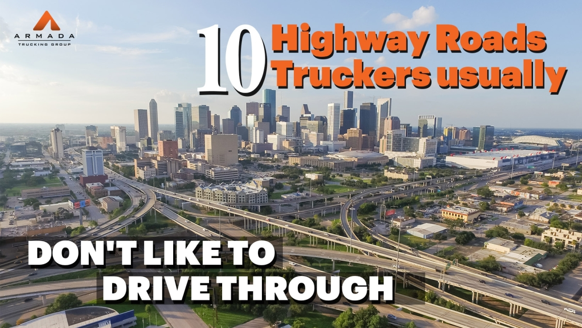 10 Roads Truckers Don't Like to Drive Through