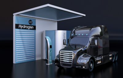 Is Hydrogen Power the Future of Trucking?