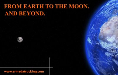 From Earth to the Moon and Beyond: Less Known Facts on Trucking Industry