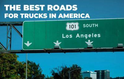 The Best Roads for Trucks in America