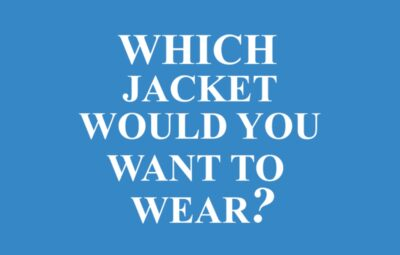 Which Jacket Would You Like to Wear as a Truck Driver
