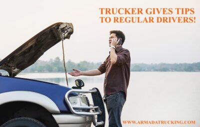 Trucker Gives Tips to Regular Drivers