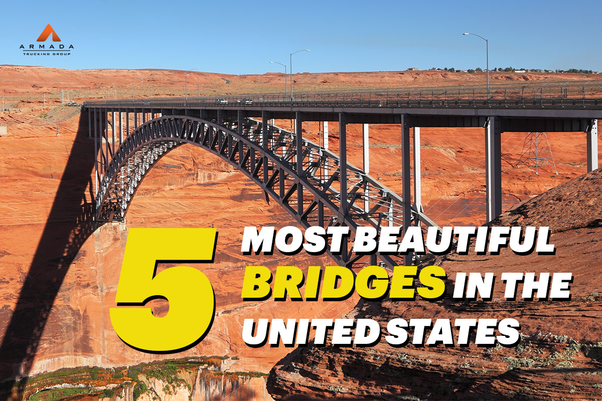 5 Most Beautiful Bridges in the United States