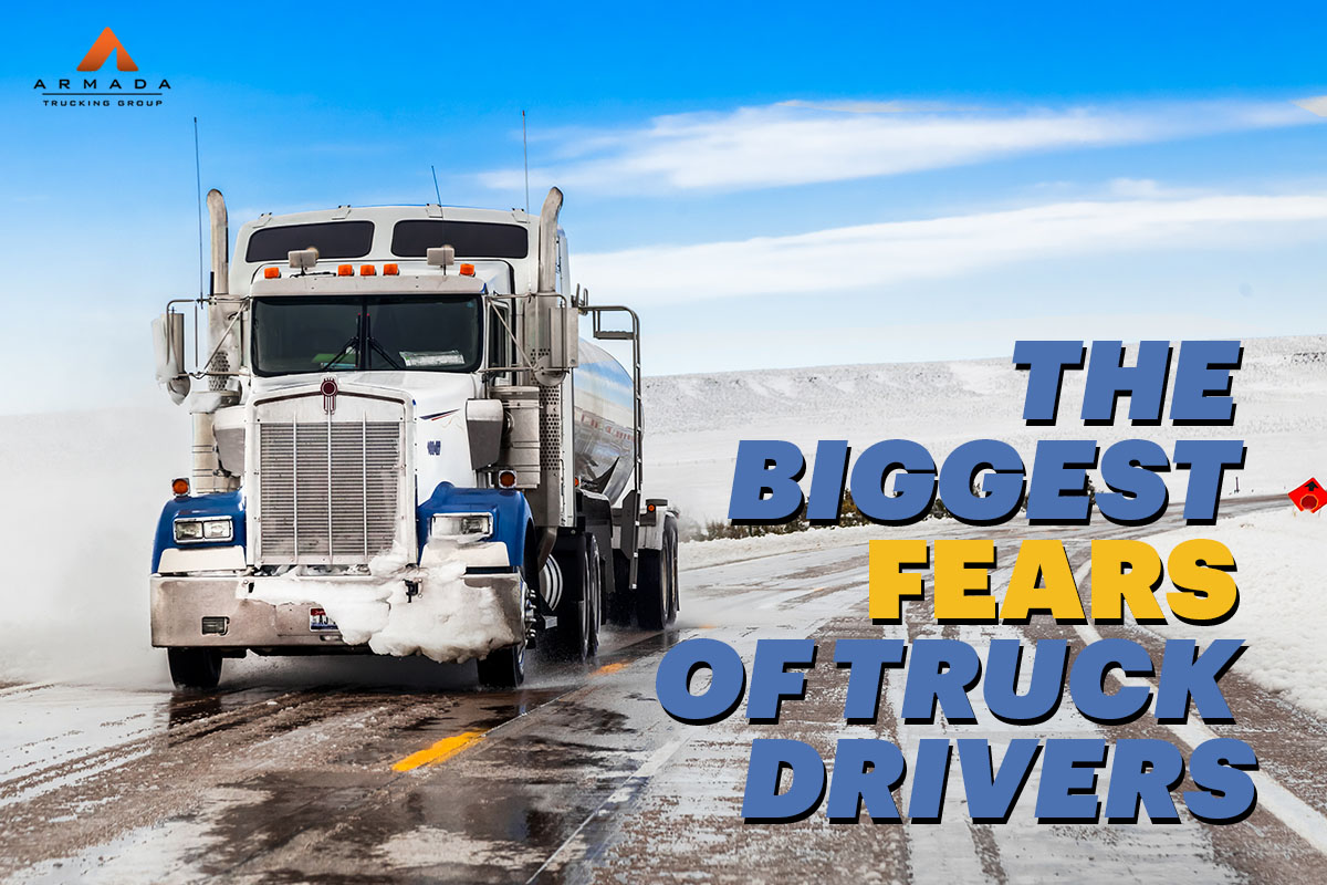 The Biggest Fears of Truck Drivers