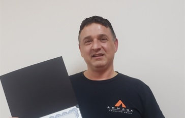 Our September Employee of the Month