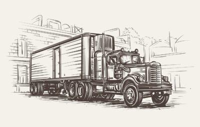 The Evolution of the Semi-Truck
