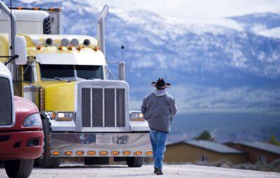 Long-Haul Trucking, A Changing Culture